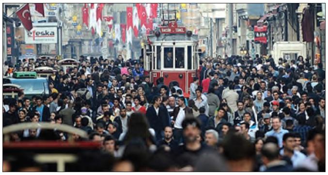 Atatürkçü düşünce sisteminde nüfus gücü önemli bir yere sahiptir.