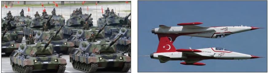 tank uçak