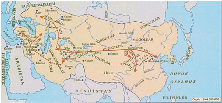 Moğollar