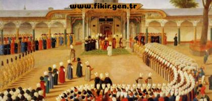 Osmanlı Hanedanında Siyasi Otoritenin Temini