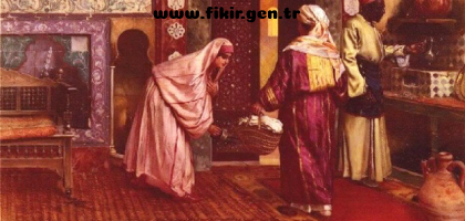 Osmanlı Harem-i Humayunu'nda Aile