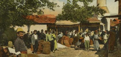 Pazar Bağlamında Ekonomik Yansımalar osmanlı devleti