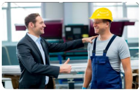 İşçi ve işveren ilişkisi insani bir ilişkidir.
