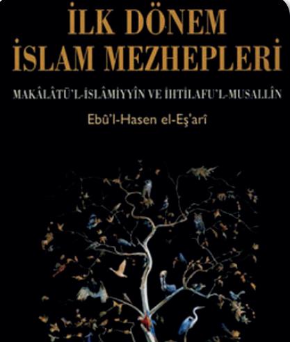 Eş'ari'nin Maķalâtü'l-İslamiyyin adlı eseri