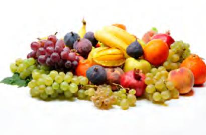 Görsel 1.50 Glikoz içeren besinler.