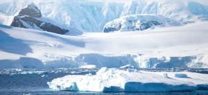 Görsel 1.61 Kutup bölgelerinde bitki örtüsü bulunmaz (Antarktika).