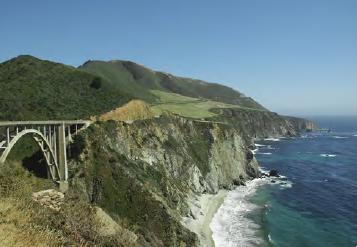 Görsel 1.69 Büyük Okyanus kıyıları (Kalifoniya - ABD)