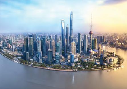 Görsel 2.8 Shanghai (Şanghay) - Çin