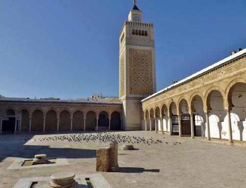 Zeytuniye Üniversitesi, Tunus, MS 732 İbn Haldun burada öğrenim gören İslam düşünürlerinden biridir.