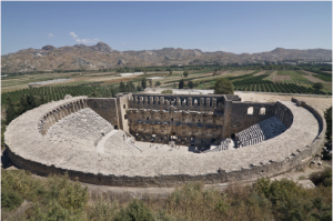 Görsel 3.19 Aspendos Antik Tiyatro