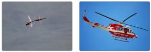 Görsel 3.58 Yusufçuk ve helikopter