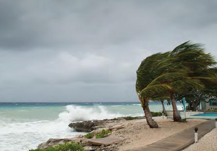 Görsel 4.22 Tropikal fırtına