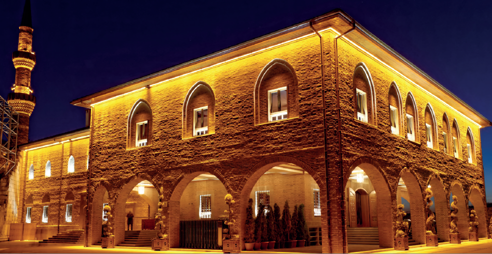 Hacı Bayram Camii-Ankara
