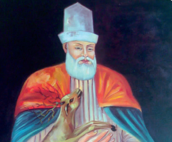 Hacı Bektaş-i Veli (temsili)