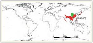 Harita 1.23 Muson ikliminin dağılışı