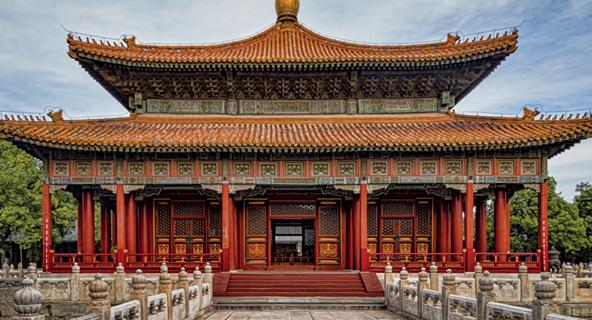 Konfüçyanizm mabedi