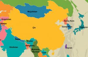 Taoizm haritası