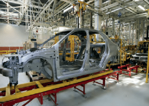 Görsel 2.134 Otomobil fabrikası