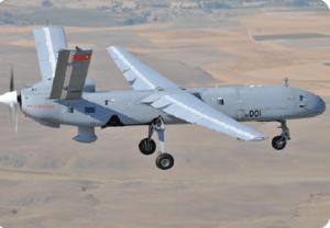 Görsel 2.136 Yerli insansız hava aracı (ANKA)